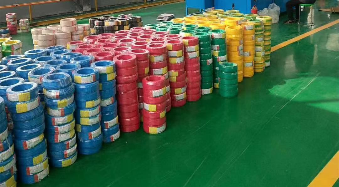 1 mm t&e cable with many colors and types