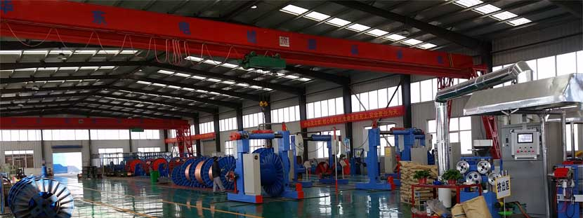 16mm twin cable factory - huadong