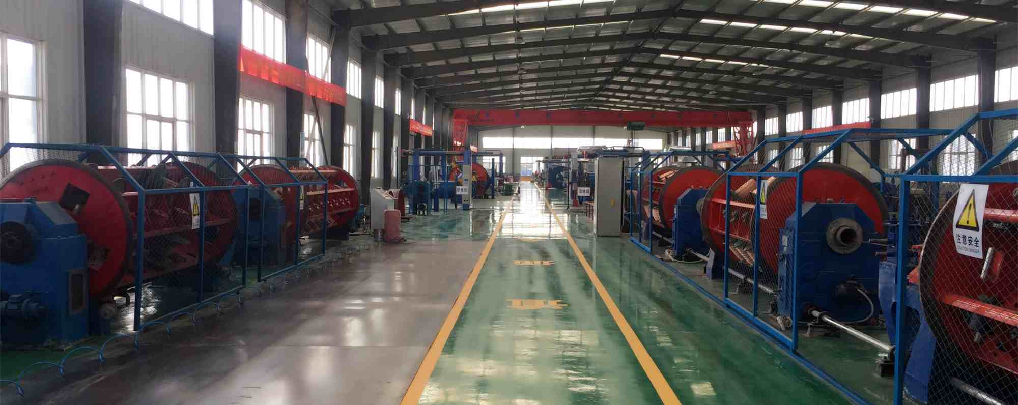 4mm2 twin and earth producing factory - huadong